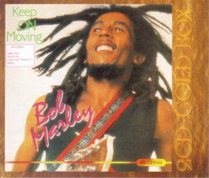 Bob Marley: Keep On Moving (Success) - Cover