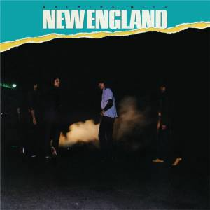 New England: Walking Wild - Cover
