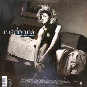 Madonna: Like A Virgin (LP) - Bild 2