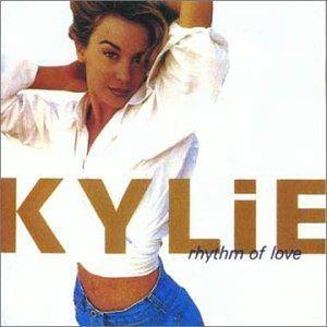 Kylie Minogue: Rhythm Of Love - Cover