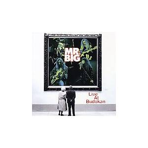 Mr. Big: Live At Budokan - Cover