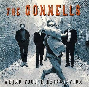 Cover - Connells, The: Weird Food & Devastation