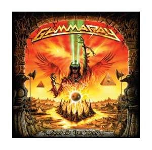 Cover - Gamma Ray: Land Of The Free II