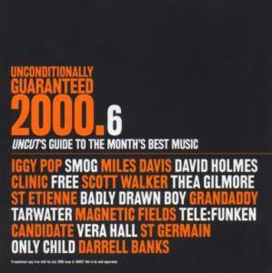 Cover - Only Child: Unconditionally Guaranteed 2000.6