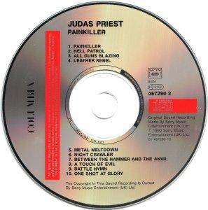 Judas Priest: Painkiller (CD) - Bild 3