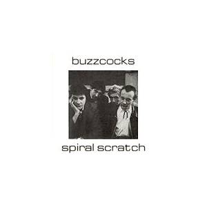 Buzzcocks: Spiral Scratch - Cover