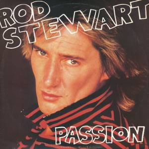 Rod Stewart: Passion - Cover