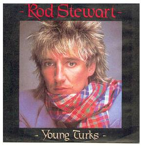 Rod Stewart: Young Turks - Cover