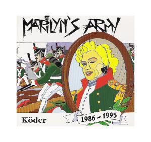 Marilyn's Army: Köder - Cover