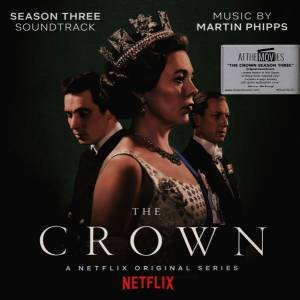 Martin Phipps: The Crown (Season Three Soundtrack) (LP) - Bild 1