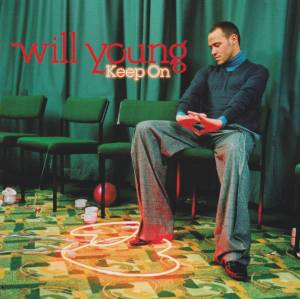 Will Young: Keep On (DualDisc) - Bild 1