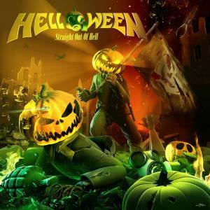 Helloween: Straight Out Of Hell (CD) - Bild 1