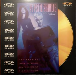 Pepsi & Shirlie: All Right Now (CD Video) - Bild 1