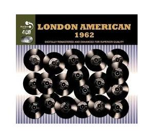 London American 1962 - Cover