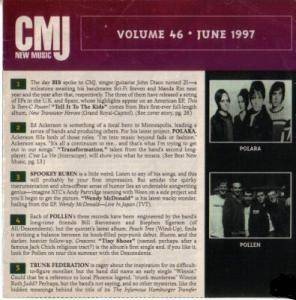 CMJ - New Music Volume 046 - Cover