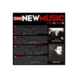 CMJ - New Music Volume 055 - Cover