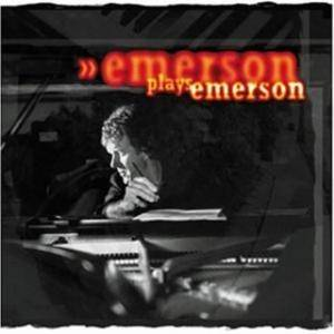 Cover - Keith Emerson: Emerson Plays Emerson