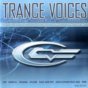 Cover - Pearls: Trance Voices