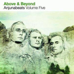Cover - Jaydee: Above & Beyond Anjunabeats Volume Five