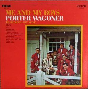 Cover - Porter Wagoner: Me And My Boys