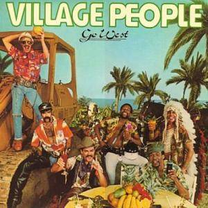 Village People: Go West - Cover