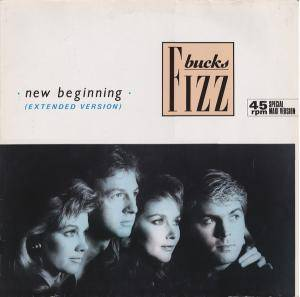 Bucks Fizz: New Beginning - Cover