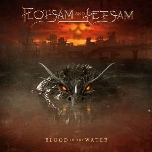 Flotsam And Jetsam: Blood In The Water (CD) - Bild 1