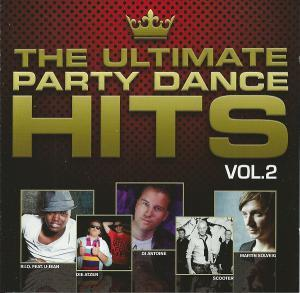 Ultimate Party Dance Hits Vol. 2, The - Cover