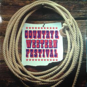 Country & Western Festival - Cover