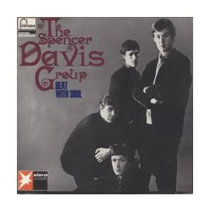 Cover - Spencer Davis Group, The: Beat With Soul