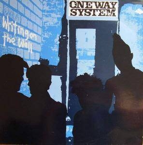 One Way System: Writing On The Wall - Cover
