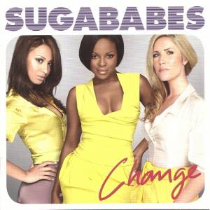 Cover - Sugababes: Change