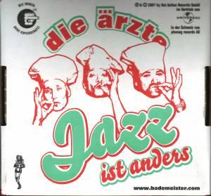 "Die Ärzte: Jazz Ist Anders (CD + 3""-CD) - Bild 7"