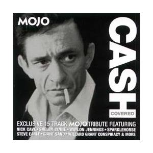 Cover - Jeb Loy Nichols: Cash Covered: Exclusive 15 Track Mojo Tribute