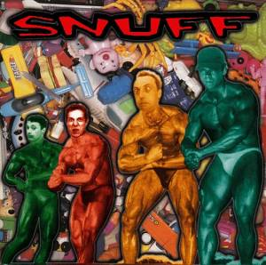 Cover - Snuff: Numb Nuts
