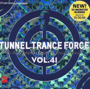 Cover - Pitchers: Tunnel Trance Force Vol. 41