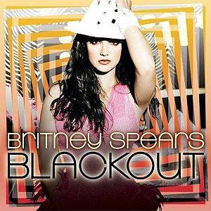 Cover - Britney Spears: Blackout