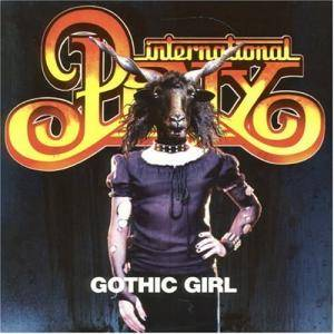 Cover - International Pony: Gothic Girl