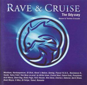 Rave & Cruise The Odyssey - Cover