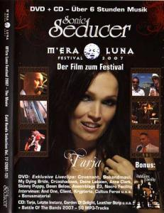 Sonic Seducer - Cold Hands Seduction Vol. 77 (2007-12/2008-01) - Cover
