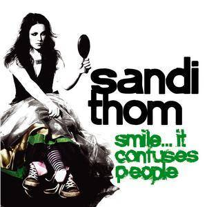 Cover - Sandi Thom: Smile... It Confuses People