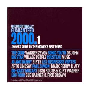 Unconditionally Guaranteed 2000.1 - Cover