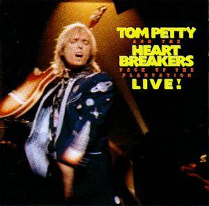 Tom Petty & The Heartbreakers: Pack Up The Plantation - Live! - Cover