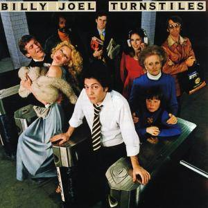 Billy Joel: Turnstiles - Cover
