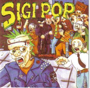 Cover - Sigi Pop: Herman Monster War Der Erste Punk