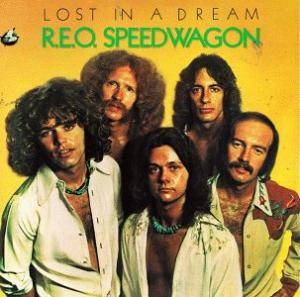 Cover - REO Speedwagon: Lost In A Dream