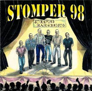 Stomper 98: Stomping Harmonists - Cover