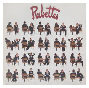 Cover - Rubettes, The: Rubettes