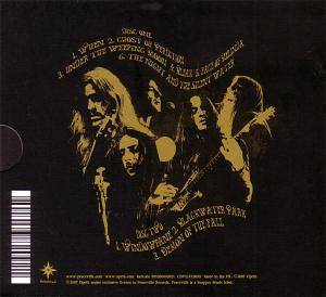 Opeth: The Roundhouse Tapes (2-CD) - Bild 2