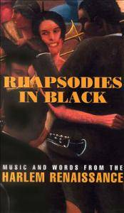 Cover - Claude Hopkins: Rhapsodies In Black: Music And Words From The Harlem Renaissance